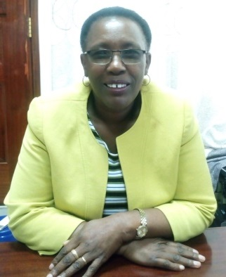 Prof Grace Wamue-Ngare 2019