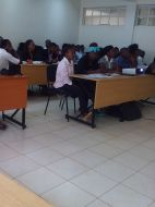 Training of Trainers held at BSSC Kenyatta University